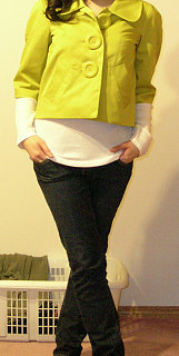 Look of the Day: Not So Mellow Yellow