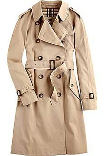 The Look for Less: The Burberry Trench