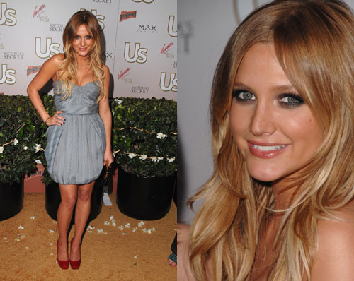 Us' Hot Hollywood Style Winners: Ashlee Simpson