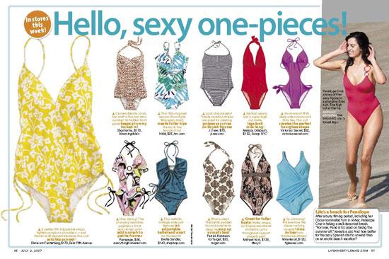 All You Need Is A One-Piece!