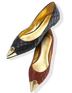 Tory Burch 'Ines' Quilted Ballet: Love It or Hate It?