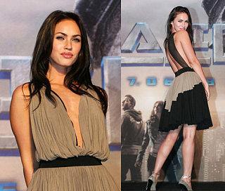 Celebrity Style: Megan Fox