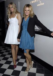 Fab Flash: Sienna & Savannah Miller's Twenty8Twelve Launch!