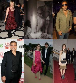Fab Flash: Vanity Fair's Best Dressed List