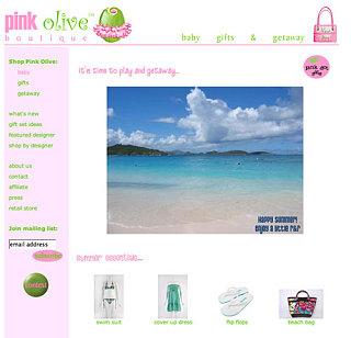 Fab Site: PinkOliveBoutique.com