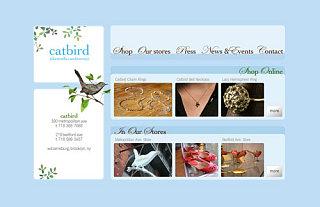 Fab Site: CatBirdNYC.com