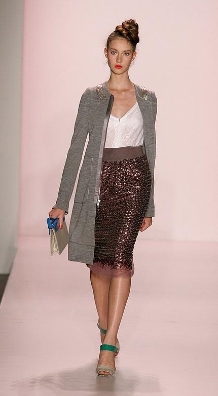 New York Fashion Week, Spring 2008: Rebecca Taylor