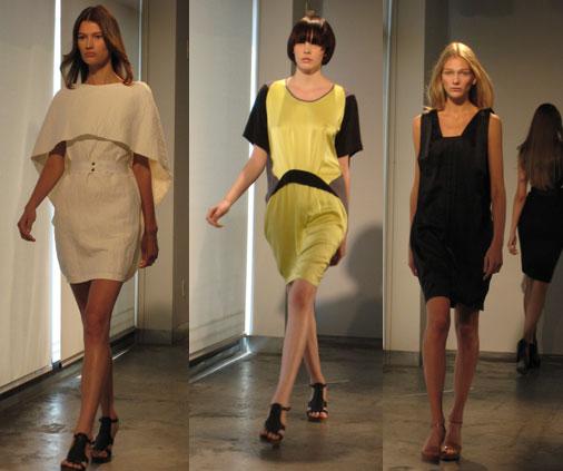 New York Fashion Week, Spring 2008: Jeremy Laing