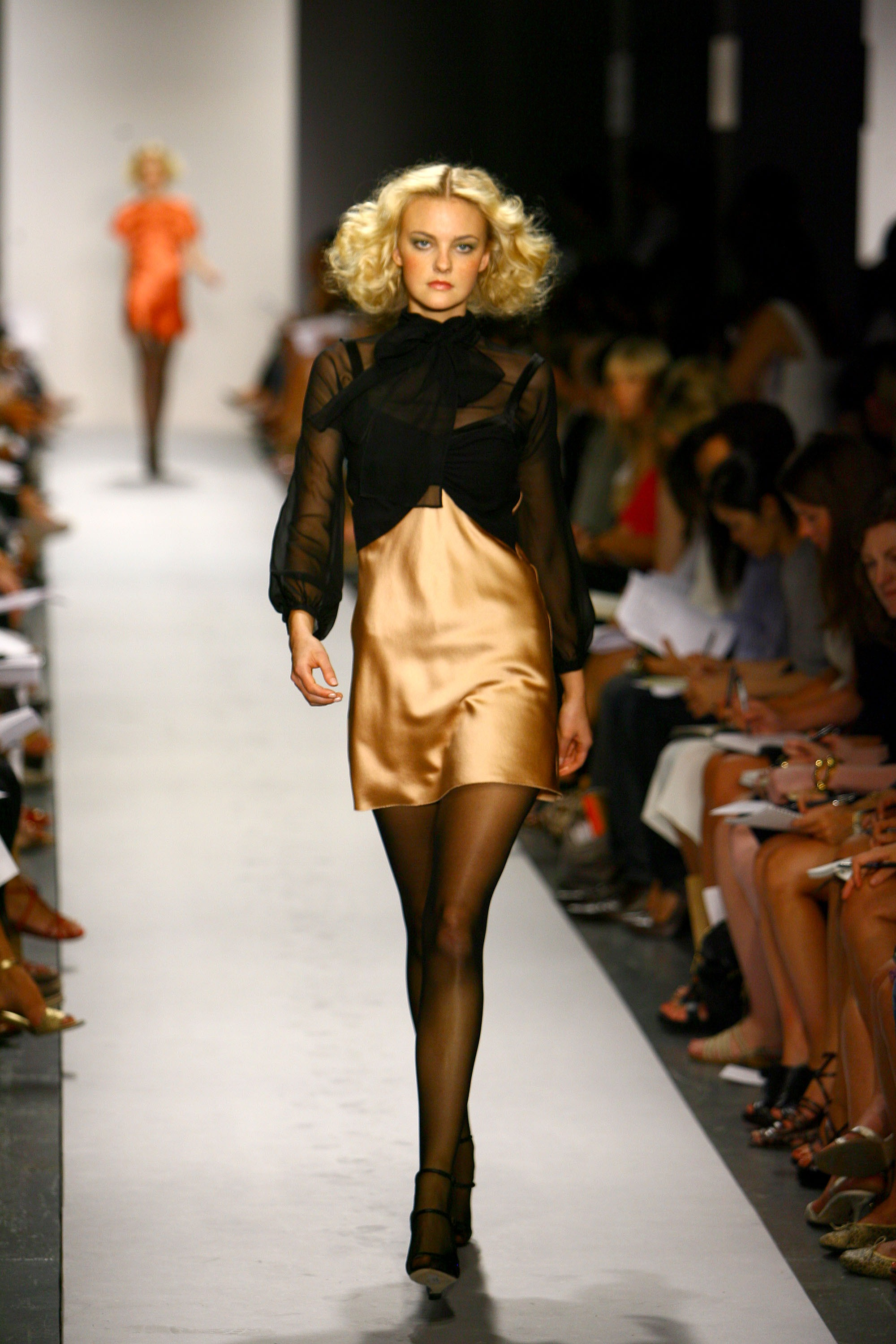 New York Fashion Week, Spring 2008: Derek Lam