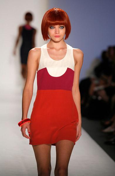 New York Fashion Week Trend Alert: Sportif