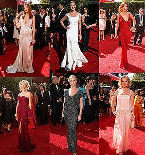 Primetime Emmy Awards: Old Hollywood Glamour