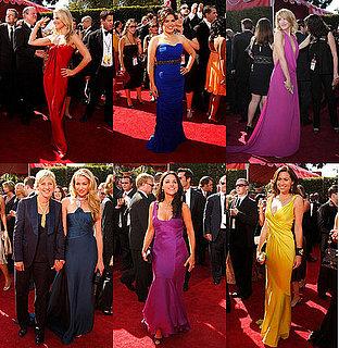 Primetime Emmy Awards: Jewel Tones