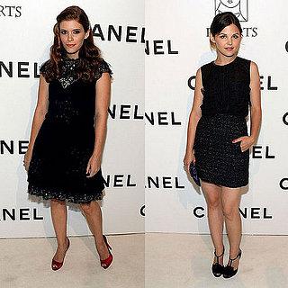 Battle of the Chanel: Mara vs. Goodwin