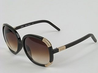 The Look For Less: Chloe Oversized Sunglasses
