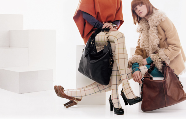 Fab Ad: Coach Bleecker Collection
