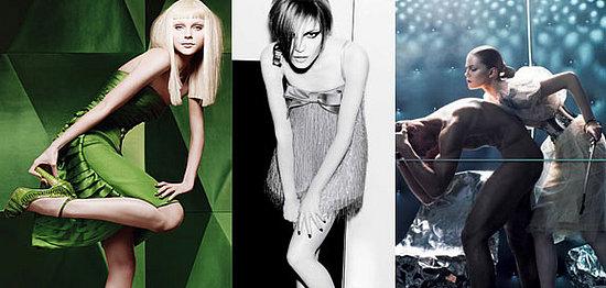 Crouching Models, Hidden Fashion