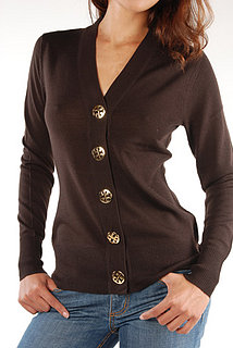 The Look For Less: Tory Burch Simone Cardigan