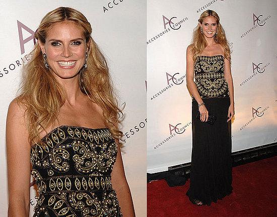 ACE Awards: Heidi Klum