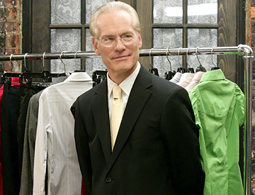 The 10 Fashion Essentials, According to Tim Gunn