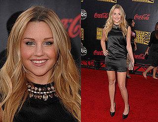 2007 American Music Awards: Amanda Bynes