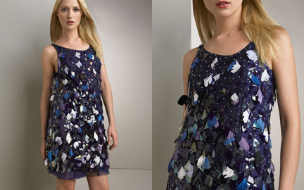 Nina Ricci Tulle Tank Dress