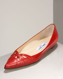 Trend Alert: Pointed Toe Flats