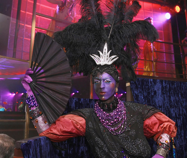 Fab Flash: Marc Jacobs' Arabian Nights Christmas Party