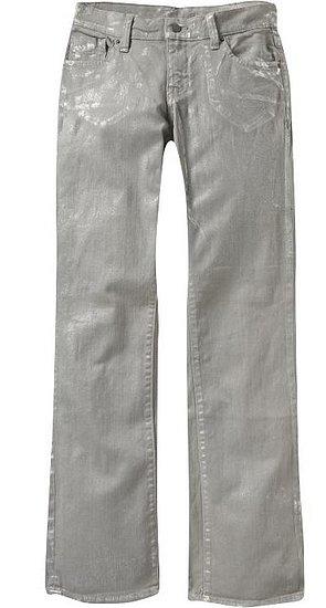 Old Navy Metallic Jeans: Love It or Hate It?