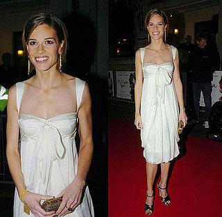 Celebrity Style: Hilary Swank