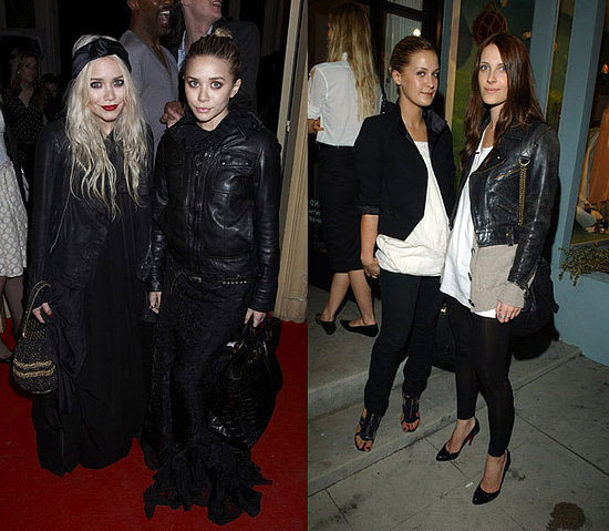 Compare & Contrast: The Olsens vs. The Trainas