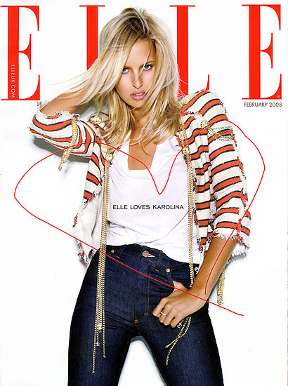 Karolina Kurkova On Life After a $13 Mil Diamond Bra