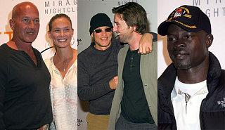 Jet Turns One, Luke, Bar, Woody, Djimon are Thrilled