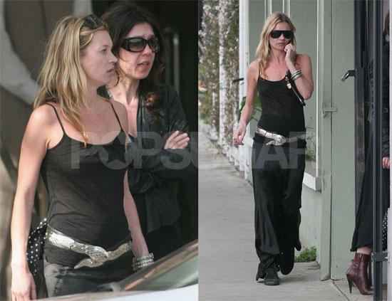 Kate's Pit Stop in LA