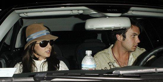 Britney's Got a Brand New Man (Again)