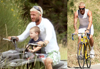Beckhams Celebrate 8 Years of Marriage