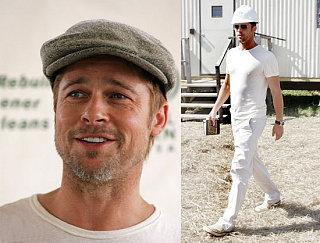 Brad Pitt Wears Many Hats, All Hot