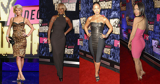 MTV Video Music Awards: Bold Body-Conscious
