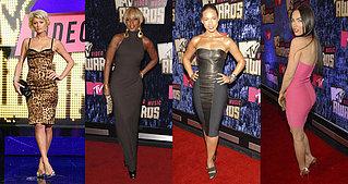 MTV Video Music Awards: Bold Body-Conscious