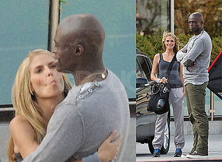 Heidi & Seal Combine Their Efforts For VW