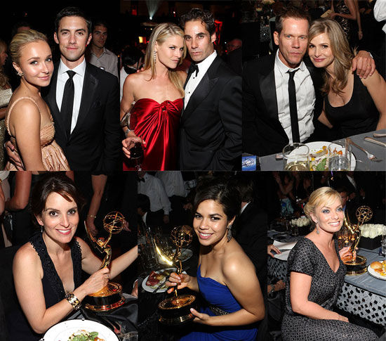 Emmy Winners & Losers Party At Governor's Ball