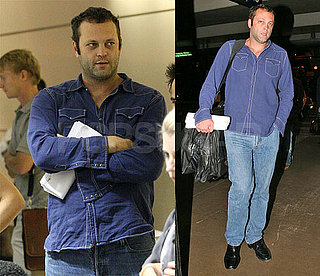 Vince Vaughn Is Not Quite Holiday-Ready