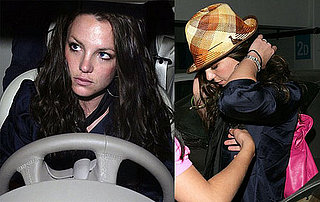 Britney Ignores Her Parenting Coach. Uh, Bad Call?