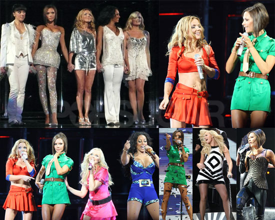 The Spice Girls Concert in Vancouver