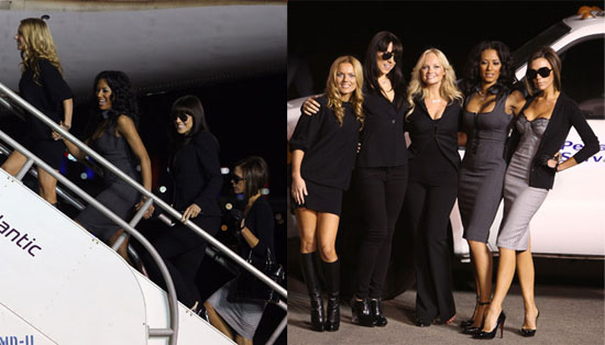 Take Flight With the Spice Girls