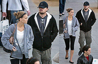 Leo and Bar Enjoy Holiday Kid Time in LA