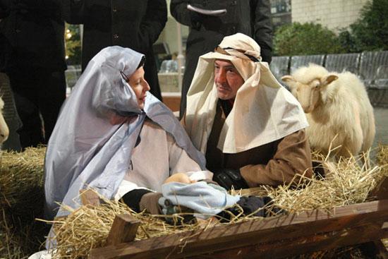 Caption It, Sugar: Jesus, Mary, and . . . Michael Lohan?