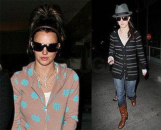 Britney's Xmas Brattiness and Post-Holiday Thai