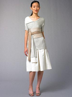 Marc Jacobs - Asymmetrical Short-Sleeve Top - Saks.com