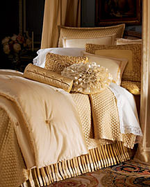 Ann Gish French-Knot Bed Linens?-? Home?-? Neiman Marcus