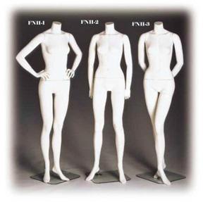 Spain Bans Ultra-Thin Mannequins